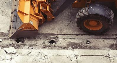 Industrie en grondverzet