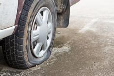 Opgelet als u straks de wagen neemt: veel meer klapbanden door extreme hitte