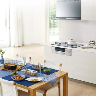台所をキッチンへ。暮らしの様々なサポートもお任せ