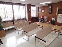 本多医院待合室