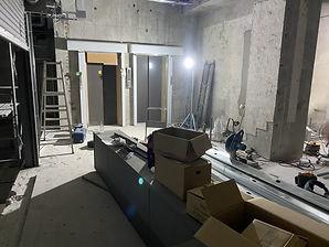 店舗の設備工事