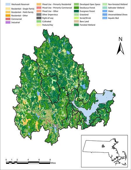 Wachusett Reservoir Land Use.jpg