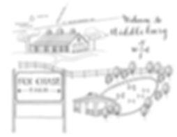 wedding map, wedding destinaton map, custom map, hand drawn map