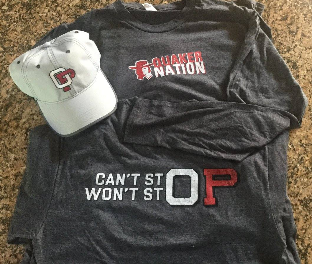 Get your OP T-shirt and Hat sale