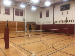 volley ball net system 2016