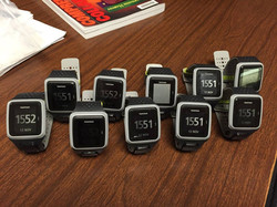 New Tom-Tom watches for XC Teams