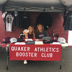 Homecoming Booth