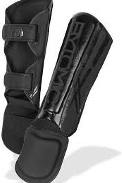 BYTOMIC AXIS V2 SHIN INSTEP GUARDS BLACK