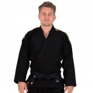 Tatami Fightwear Nova Absolute BJJ Gi Black A2