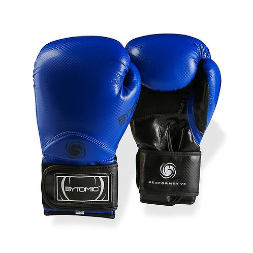 Bytomic Performer V4 Boxing Gloves Blue 16oz