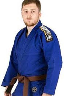 Tatami Fightwear Nova Absolute BJJ Gi Blue A2