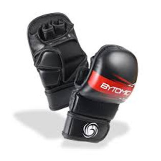 BYTOMIC AXIS MMA SPARRING GLOVES BLACK/RED
