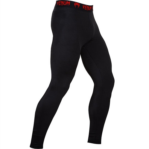 VENUM CONTENDER 2.0 COMPRESSION SPATS BLACK/RED
