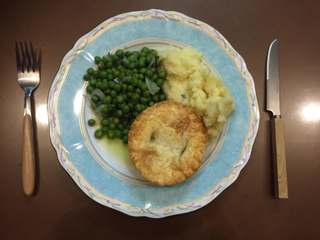 Typical English dinner!