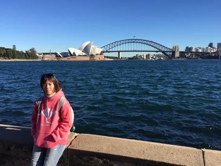 Neil と Ena のオーストラリア旅行