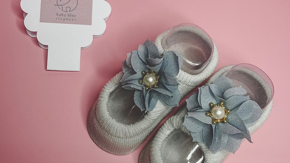 Grey Girl Sock