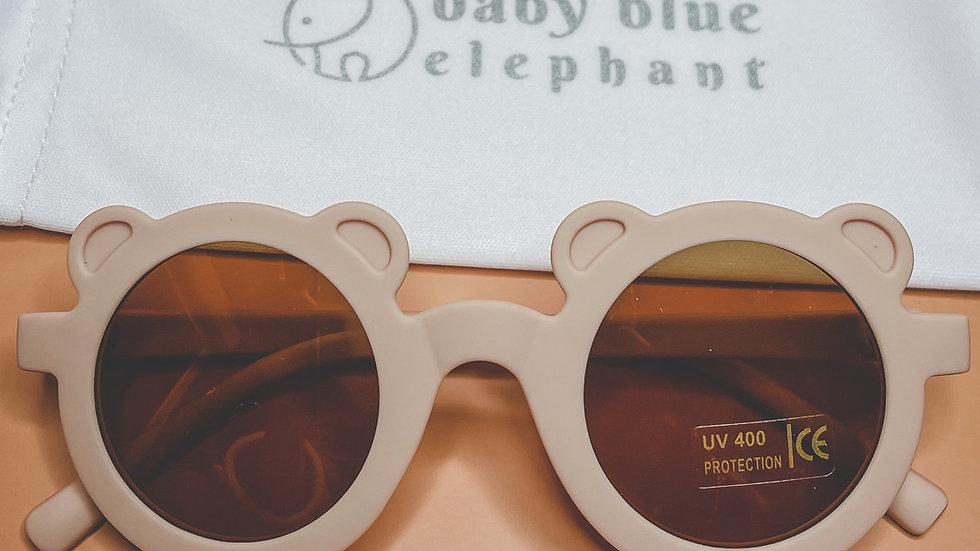Teddy Pink Sunglasses