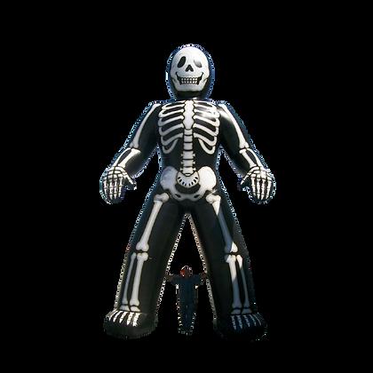 Inflatable Skeleton
