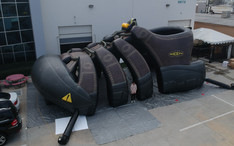 Inflatable Tents - Keen (American Footwear)
