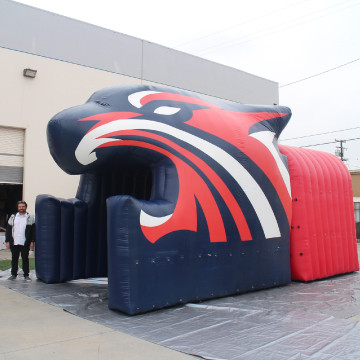 Inflatable Tunnels - Tiger