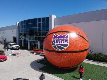 20' Sacramento Kings Basketball