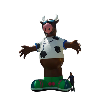 Inflatable Cool Cow (Standing)