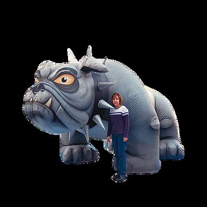 Inflatable Bull Dog
