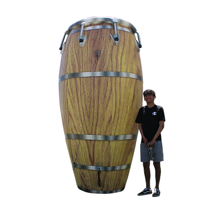 Inflatable Conga Drum
