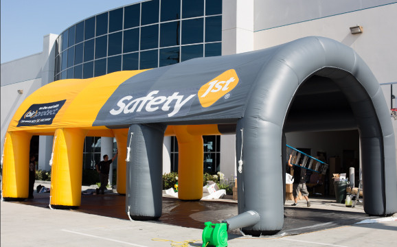 Inflatable Tunnels - Safety 1st