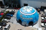 Inflatable Dome - Icybreeze