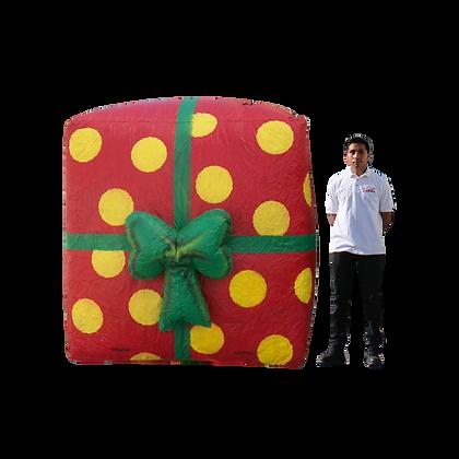 Inflatable Gift Box