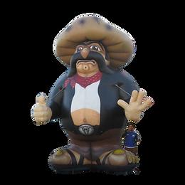 Inflatable Bandito