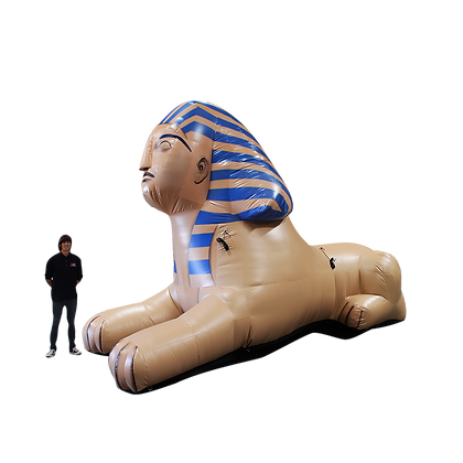 Inflatable Sphinx