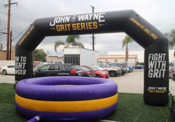Inflatable Arch - John Wayne Grit Series