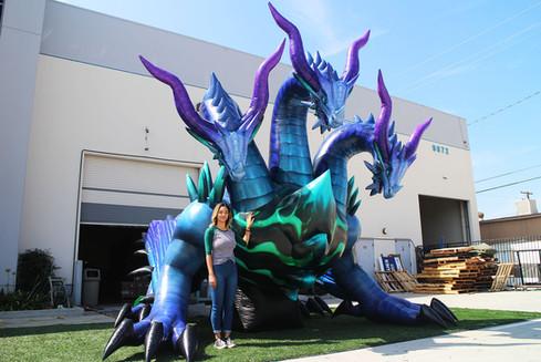 Hydra Dragon