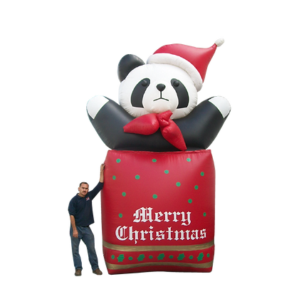 Inflatable Stocking Panda