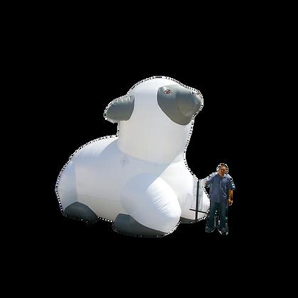 Inflatable Lamb