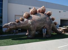 Giant Stegosaurus