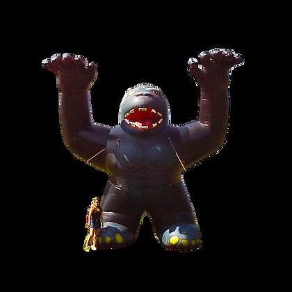 Inflatable Gorilla (Hands Up)