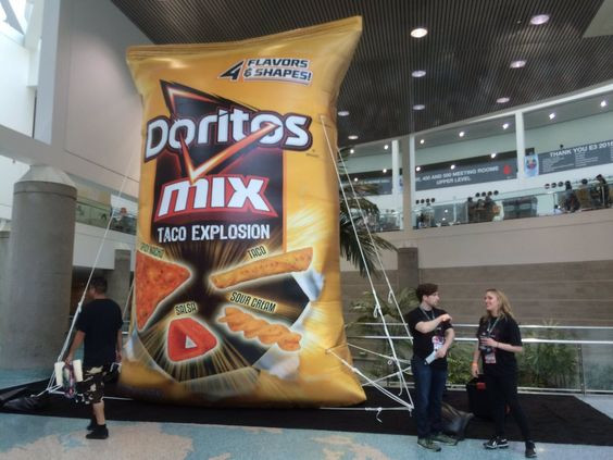 doritos mix bag replica
