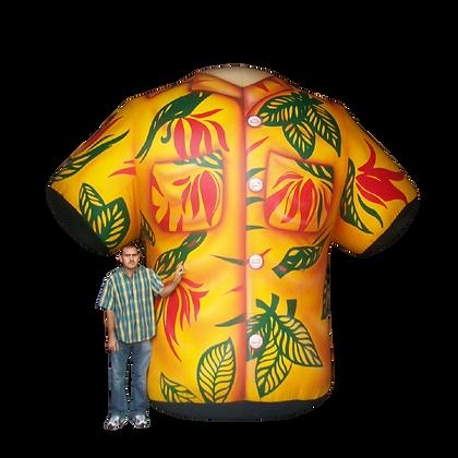 Inflatable Shirt