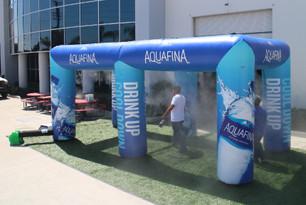 Misting Tents - Aquafina