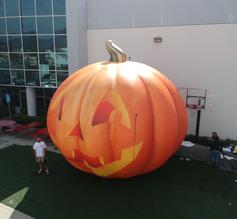 Inflatable-custom-printed-pumpkin