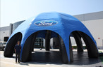 Inflatable Domes - Ford (Vehicles)