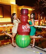 POM Hula Juice bottle replica