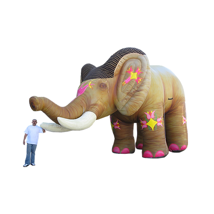Inflatable Elephant (Moulin Rouge)