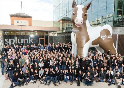splunk-horse-replica