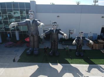 Frankenstein's Monsters