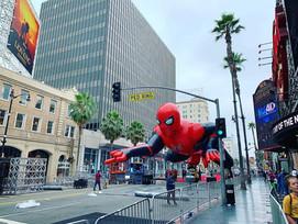80' Spiderman Prop