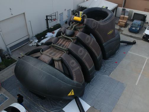 Replica Inflatables: Keen Sandal